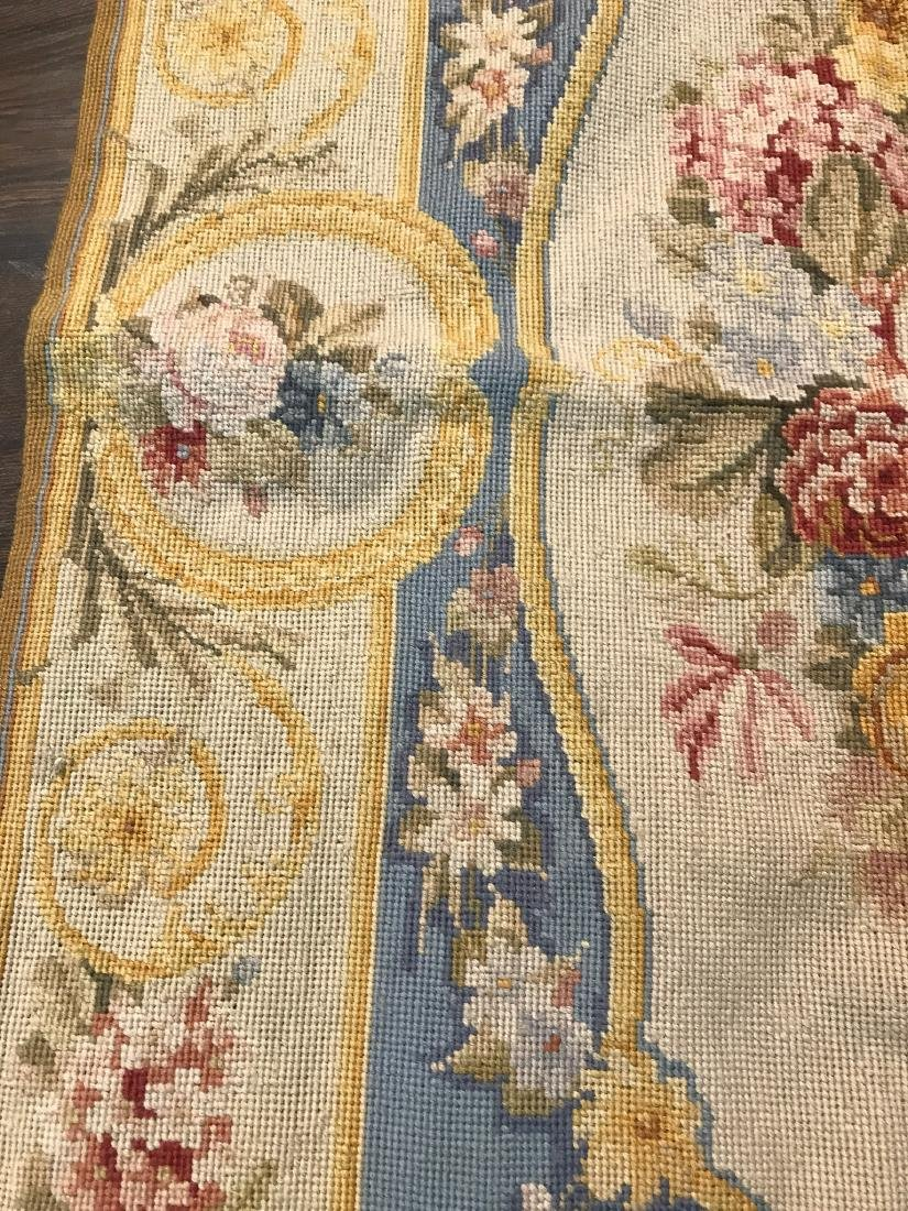 Hand-Crafted Needlepoint Tapestry - 6