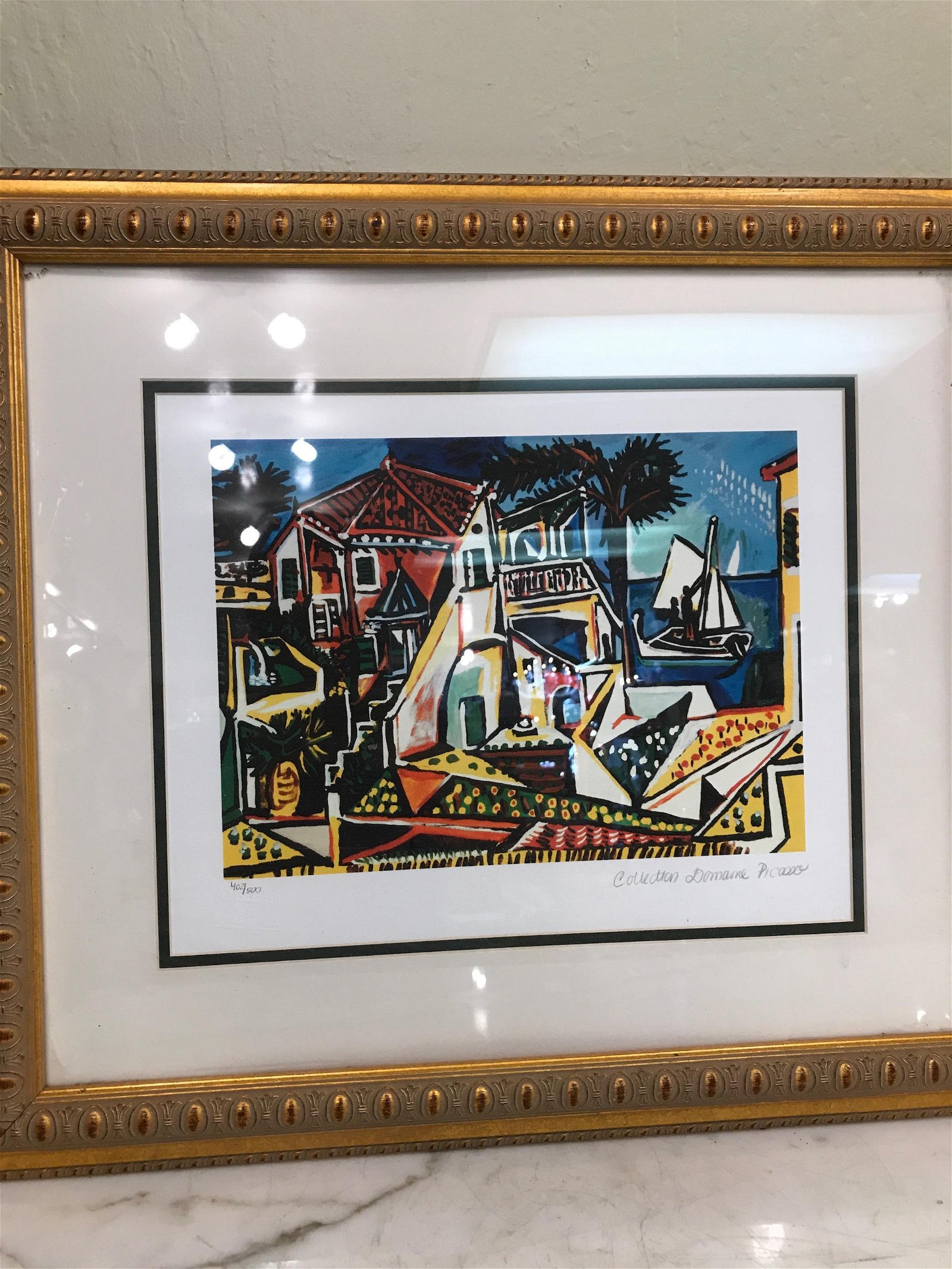 Picasso Print - Limited Edition 402 of 500