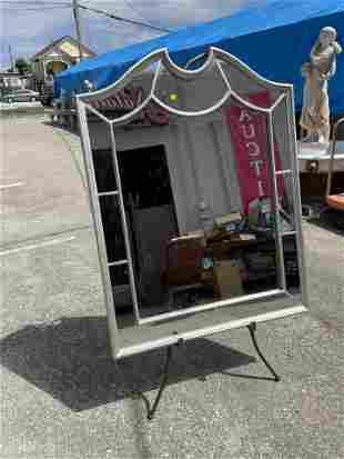 Uniquely-Shaped Mirror