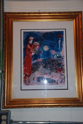 Marc Chagall, Limited Edition 4/99