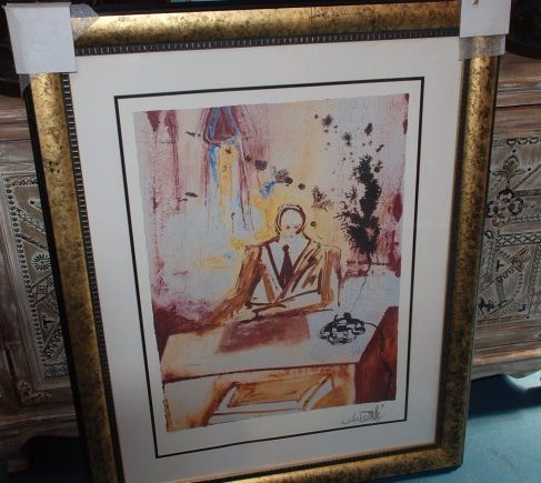 Limited Edition Print Signed by Salvador Dali