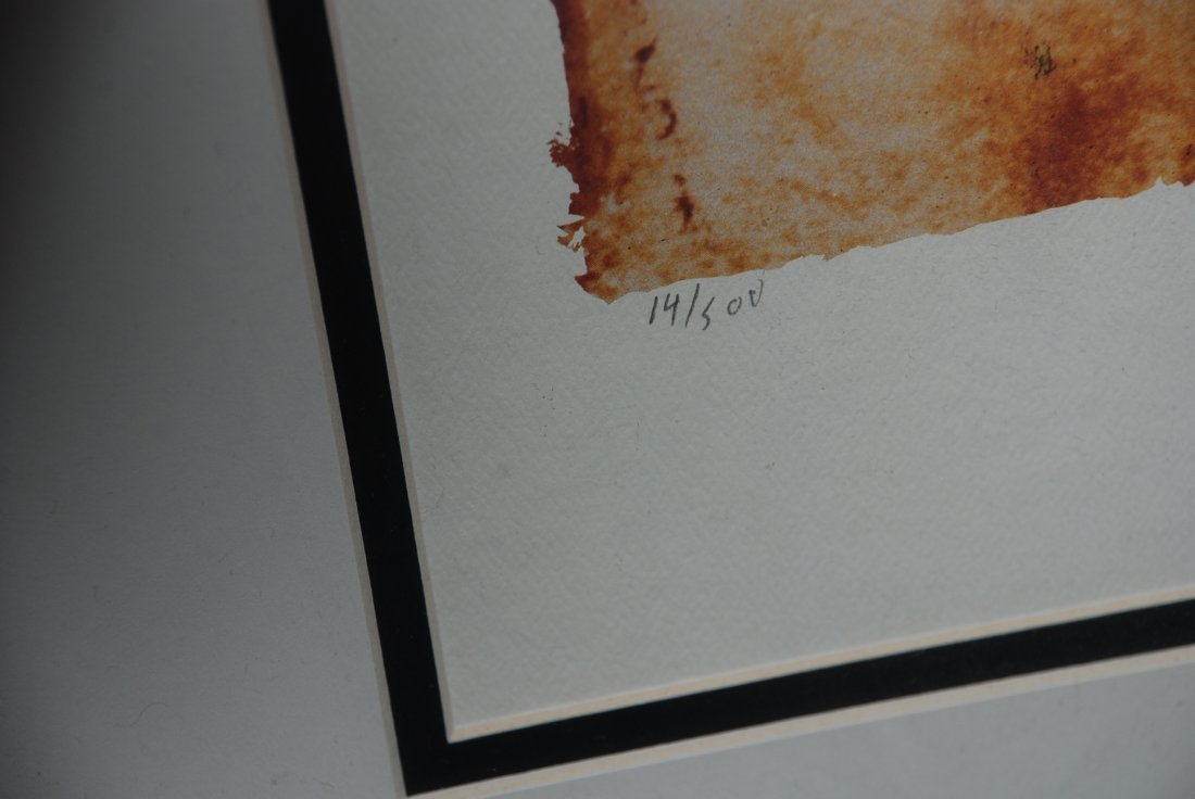 Limited Edition Print Signed by Salvador Dali - 2