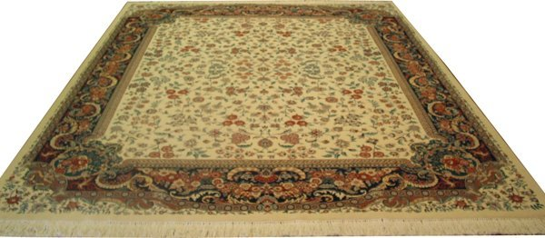"71160: Hand-Knotted Persian Pak  - 8'1"" X 10'3"" # 71160"