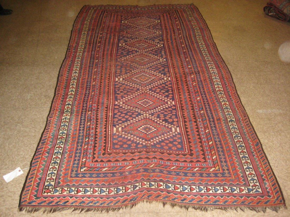 "035811: Antique Shiraz - 9'7"" x 11'2"""