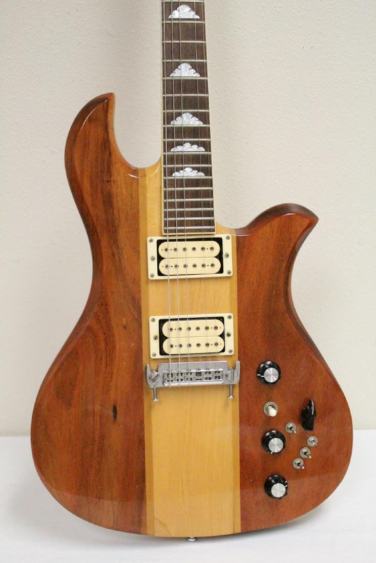 Early Fender (?) electric guitar, #02804 - 3