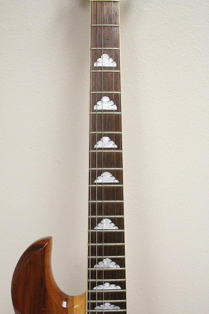 Early Fender (?) electric guitar, #02804 - 4