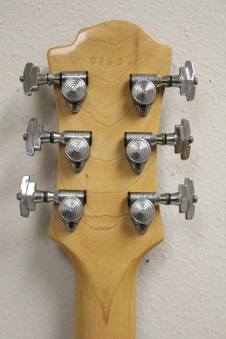 Early Fender (?) electric guitar, #02804 - 7