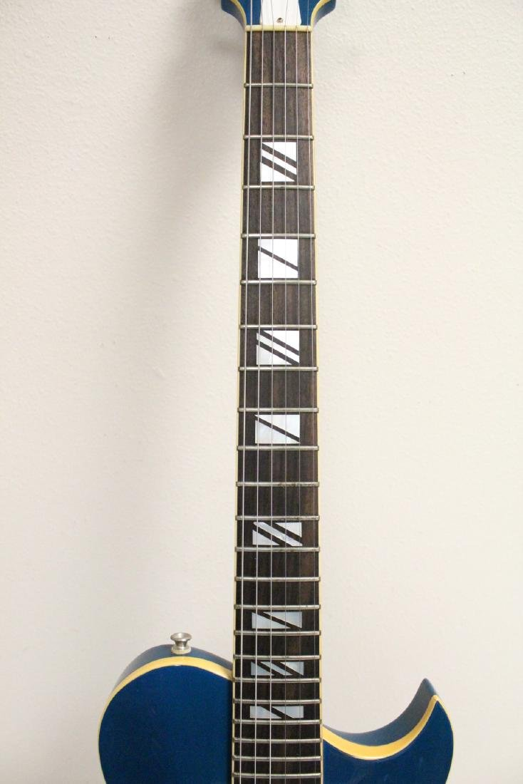 Aria pro II electric guitar, designed by H. Noble - 5