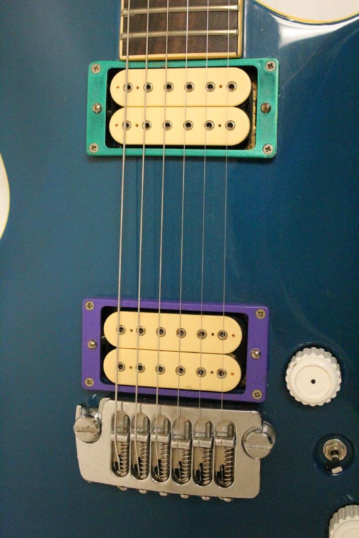 Aria pro II electric guitar, designed by H. Noble - 7