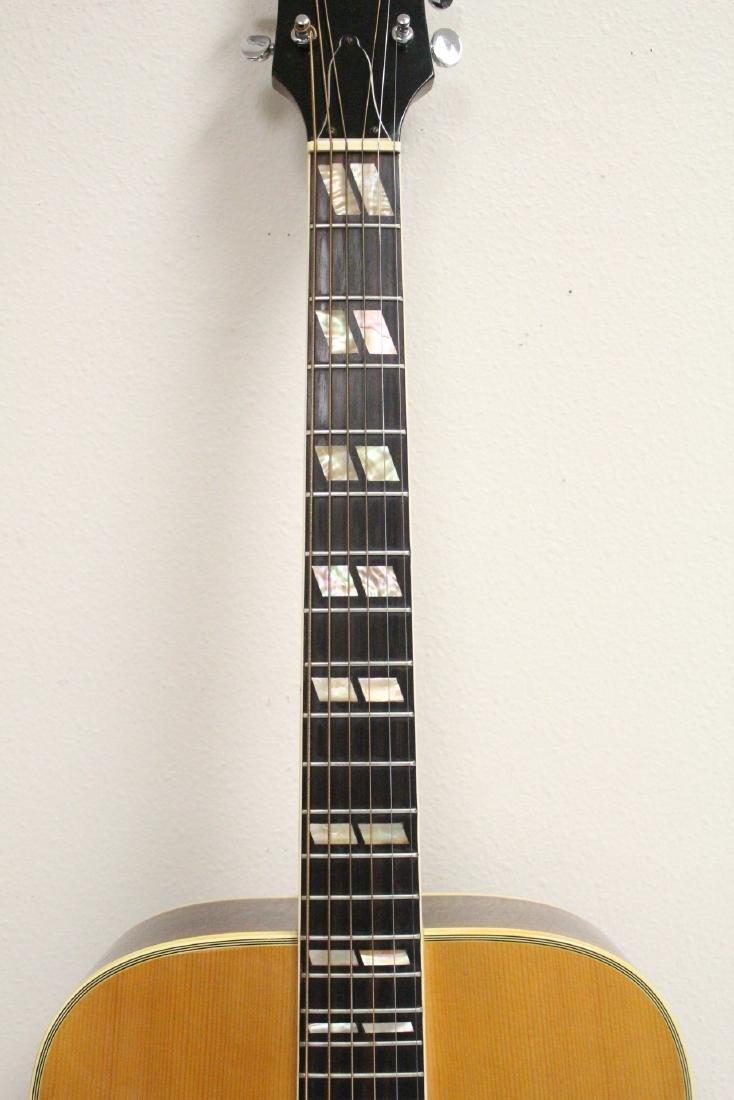 A Coronet acoustic guitar, model 680.D - 4