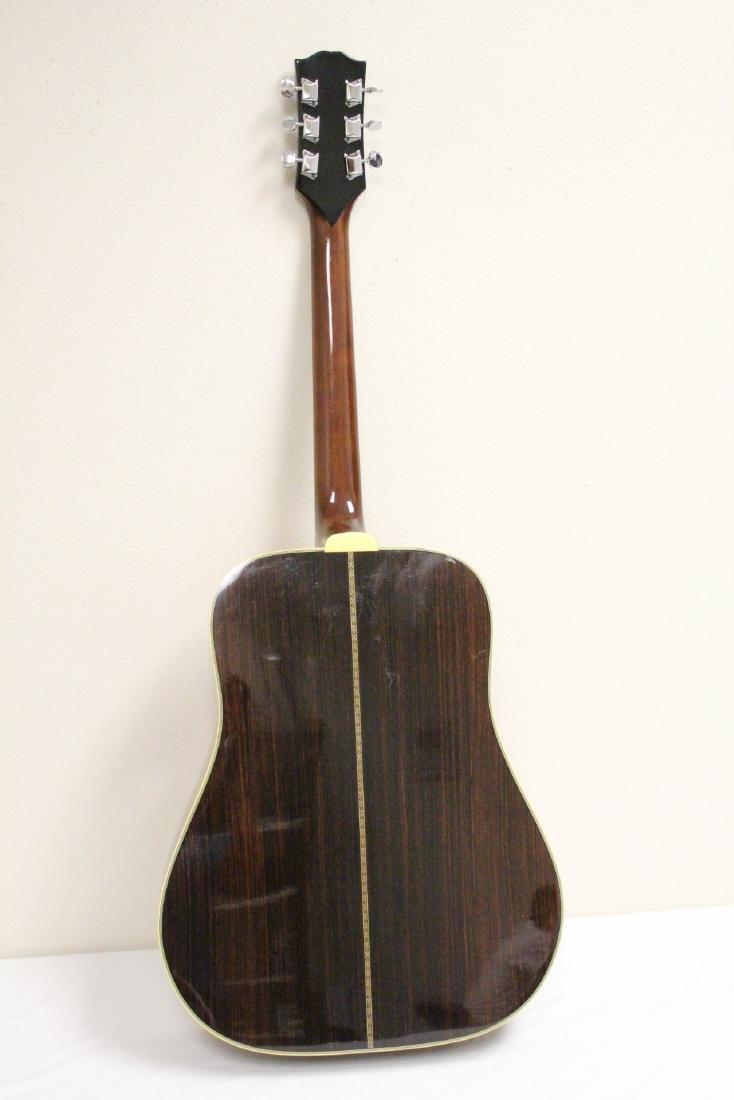 A Coronet acoustic guitar, model 680.D - 7