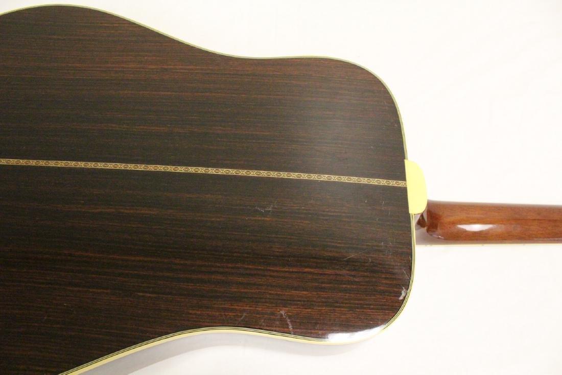 A Coronet acoustic guitar, model 680.D - 8