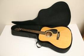 Yamaha acoustic guitar, F-36S