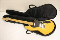 A rare Lace electric guitar by Don Lace, #A10015