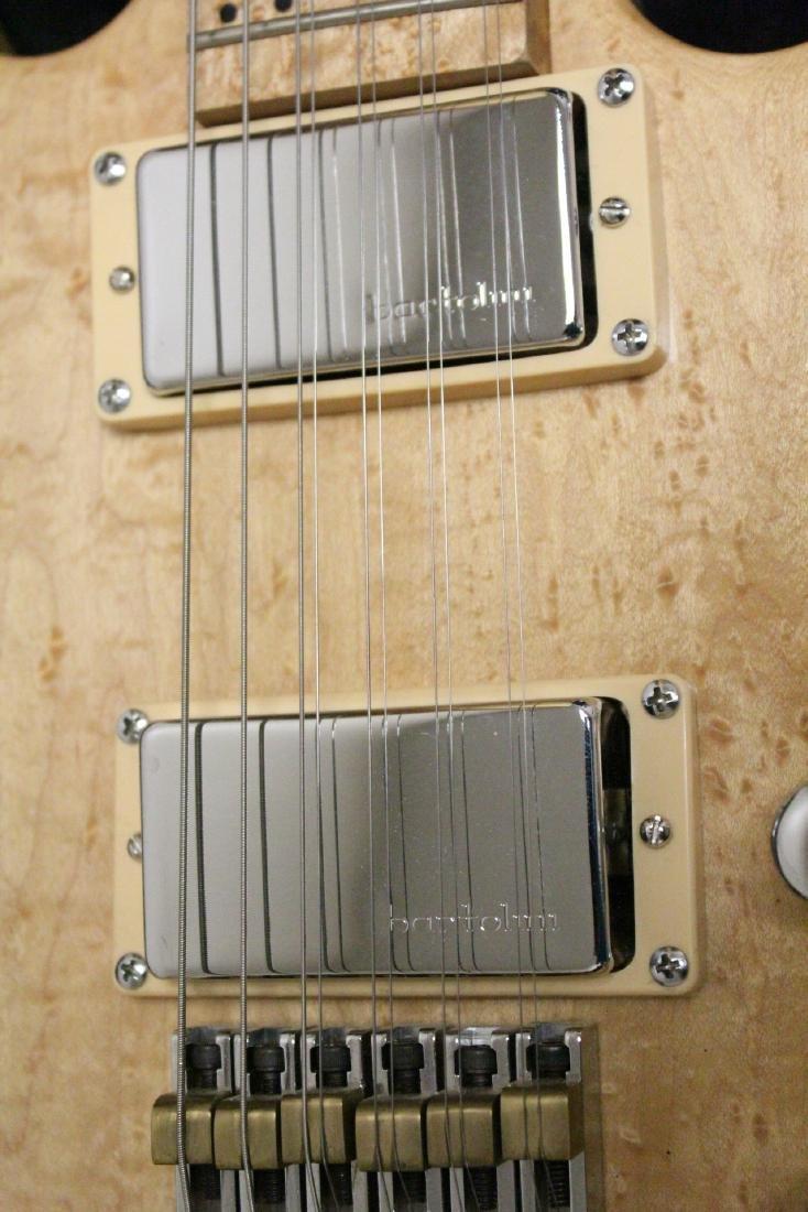 Bunker Prostar electric guitar w/ Bartolini pickup - 10