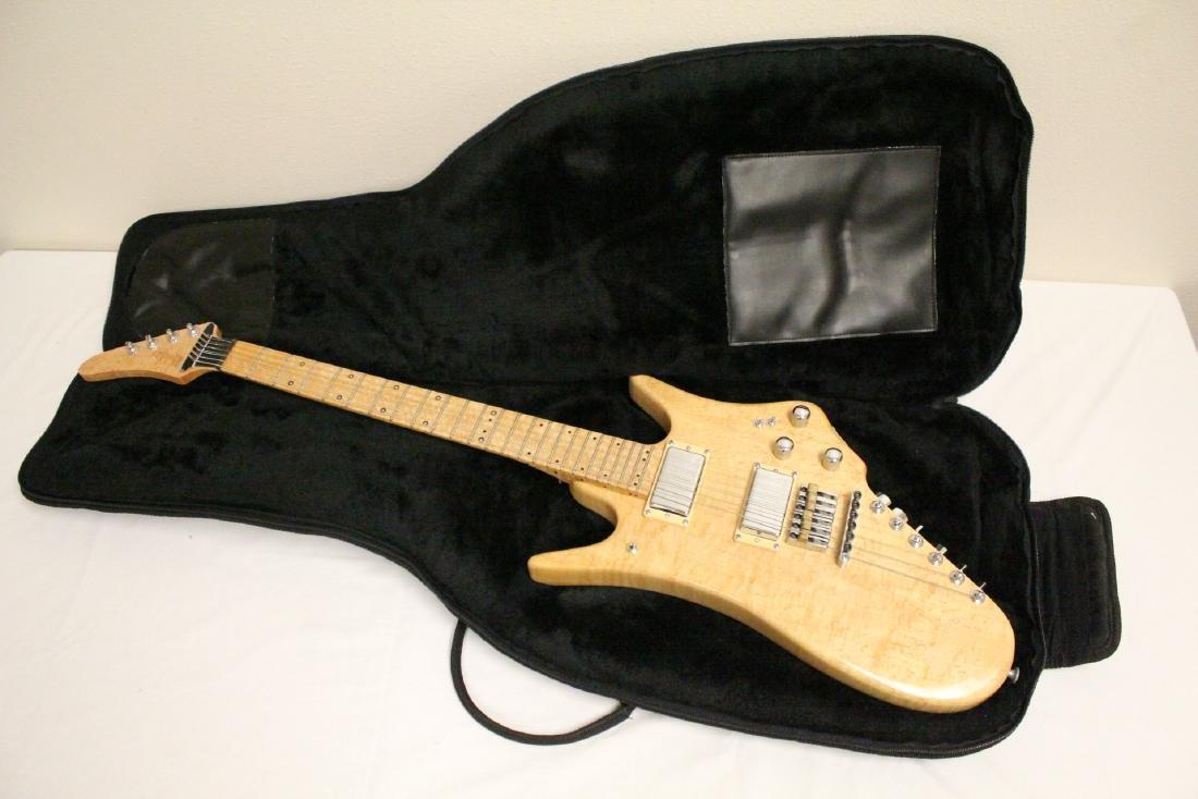 Bunker Prostar electric guitar w/ Bartolini pickup
