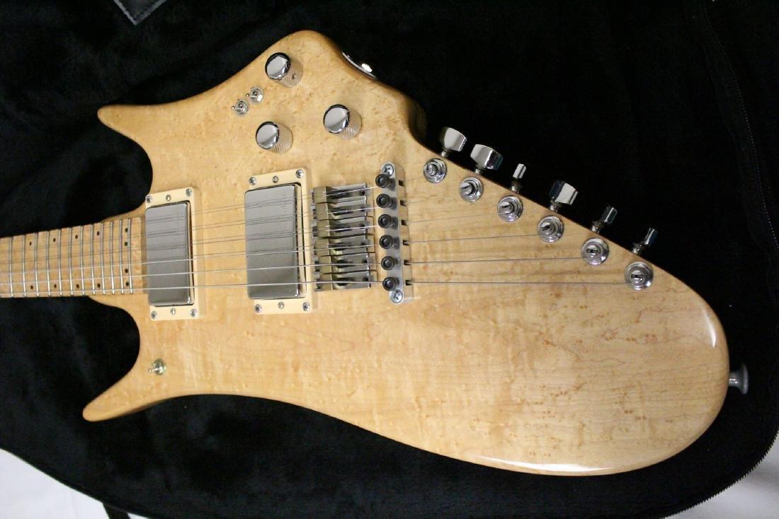 Bunker Prostar electric guitar w/ Bartolini pickup - 2