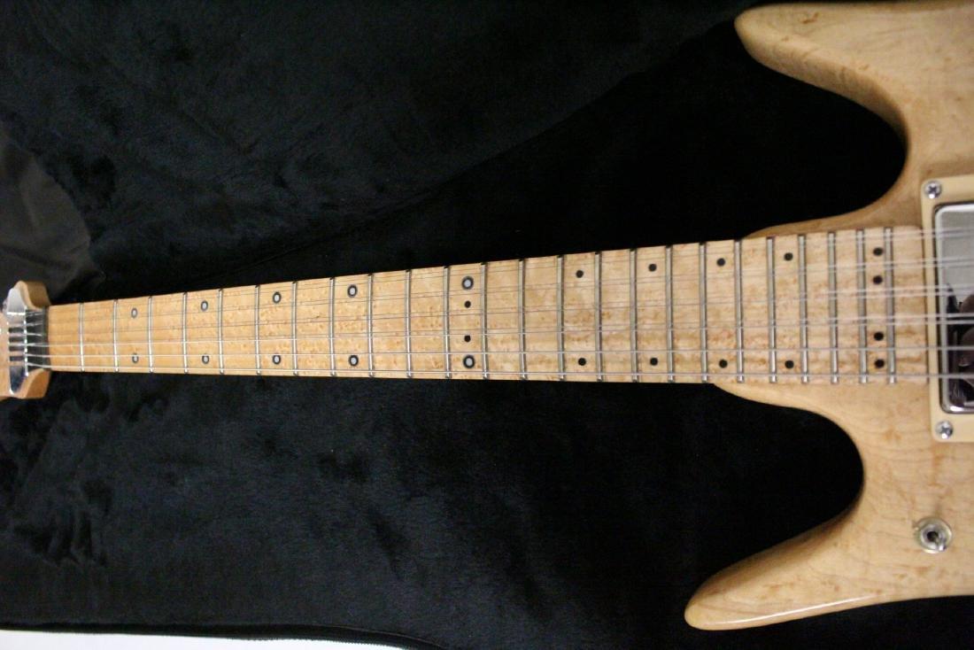 Bunker Prostar electric guitar w/ Bartolini pickup - 3
