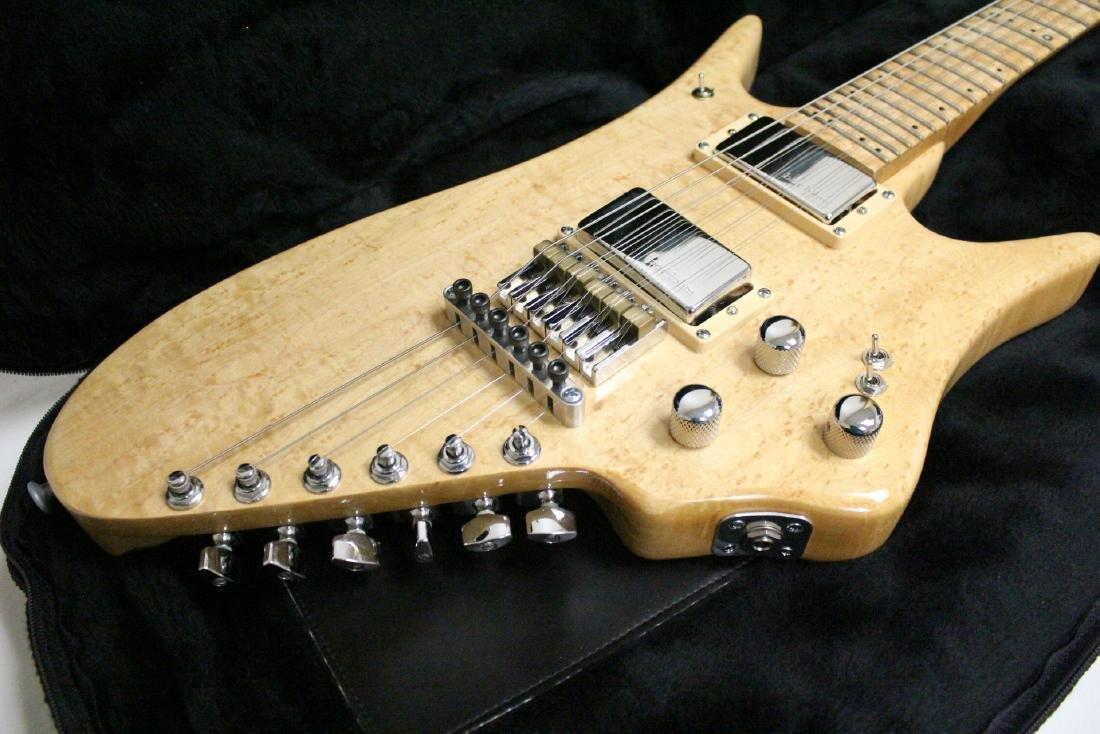 Bunker Prostar electric guitar w/ Bartolini pickup - 5