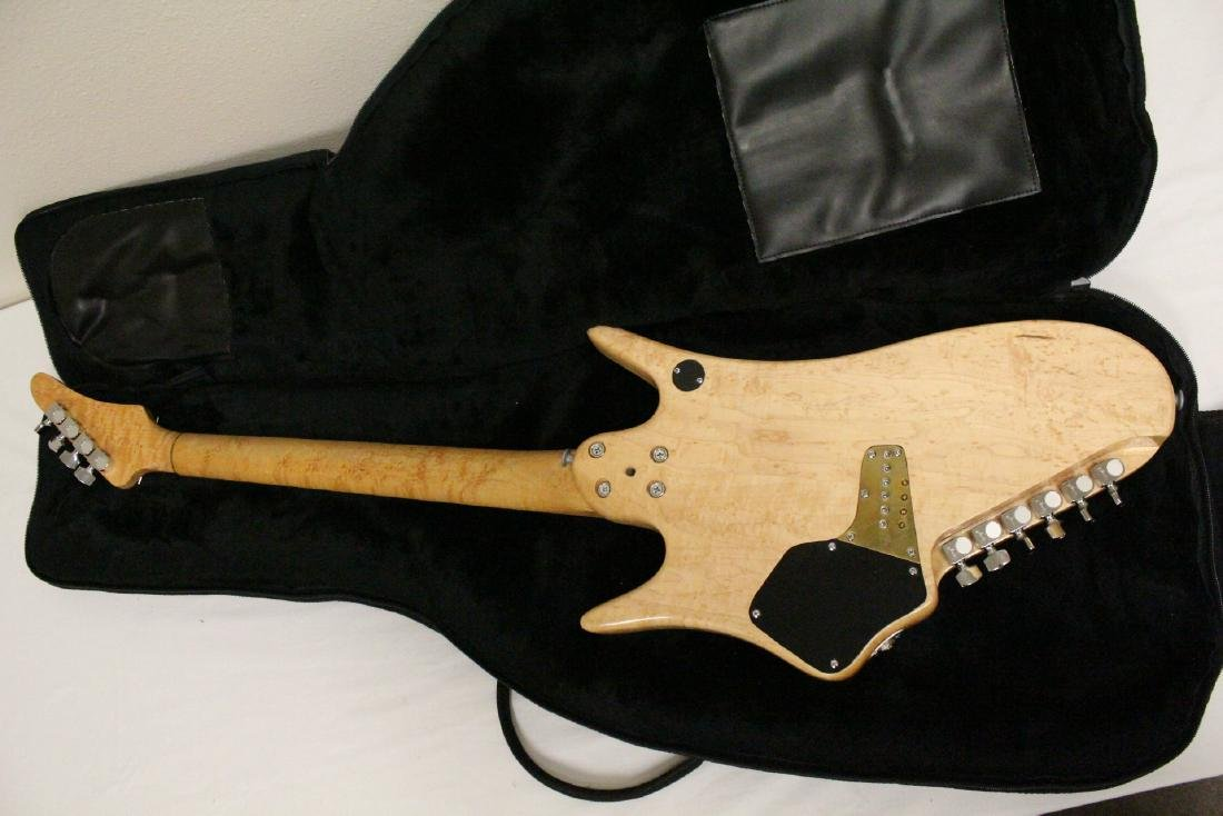 Bunker Prostar electric guitar w/ Bartolini pickup - 6