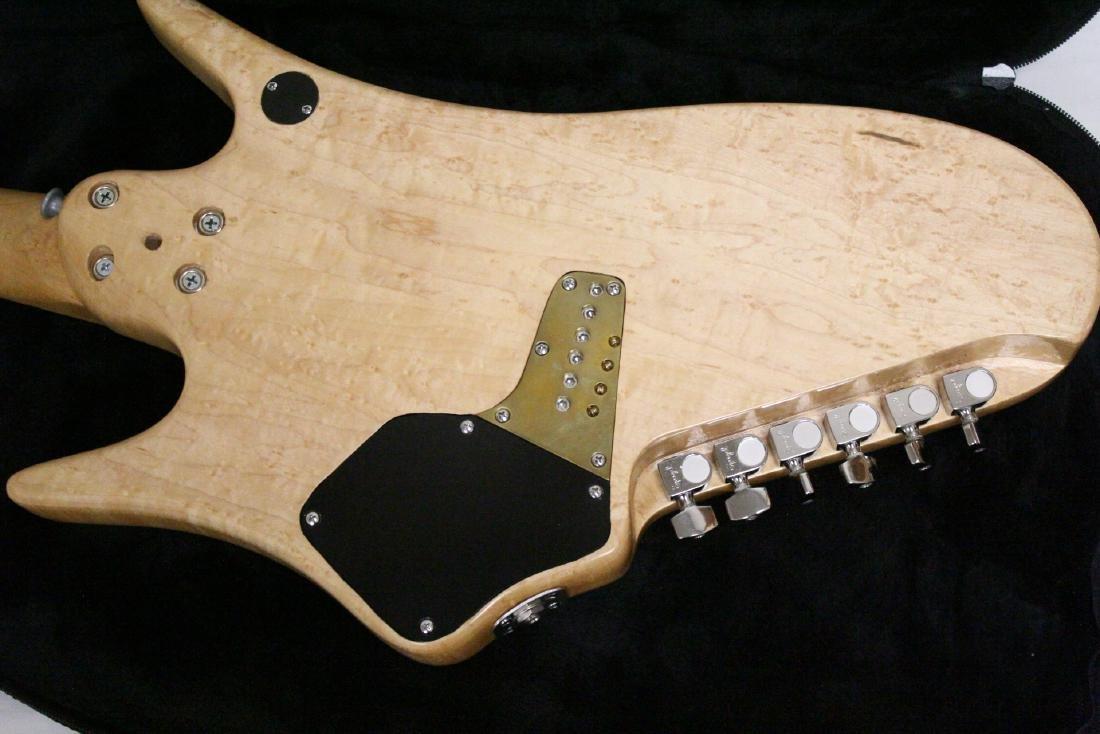 Bunker Prostar electric guitar w/ Bartolini pickup - 7