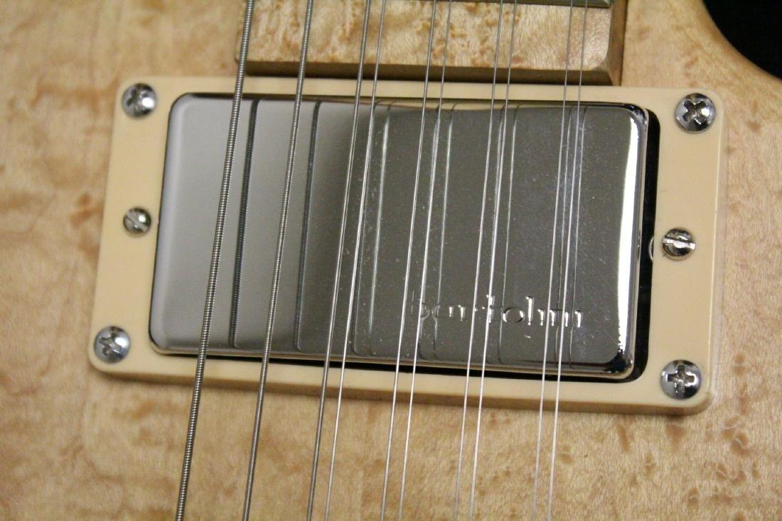 Bunker Prostar electric guitar w/ Bartolini pickup - 9