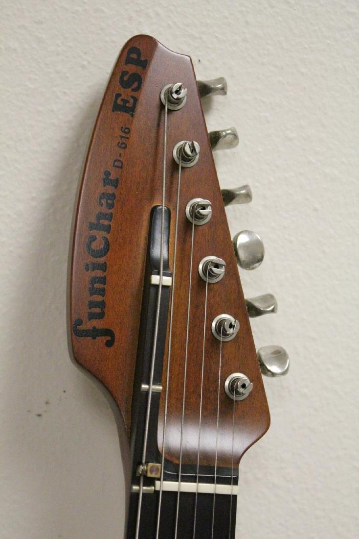 FuniChar D-616 ESP electric guitar - 5