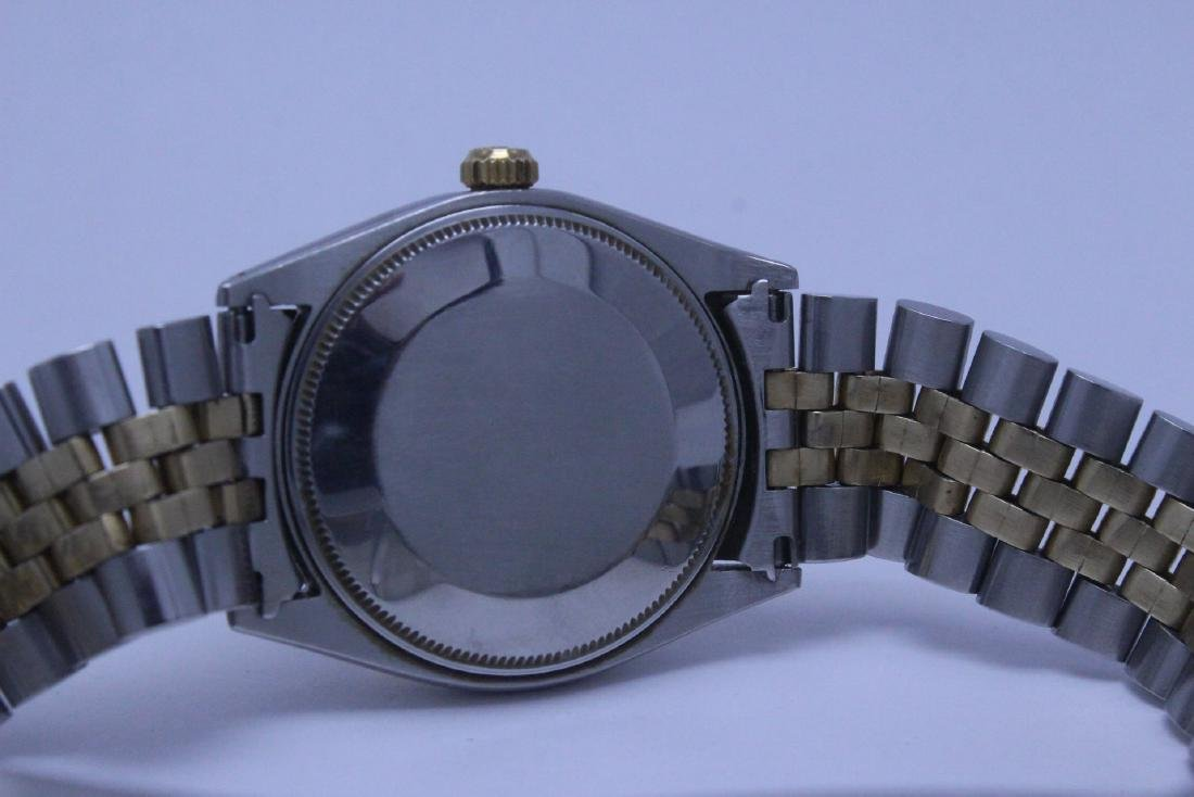 Rolex 18K gold & stainless steel wrist watch in box - 10