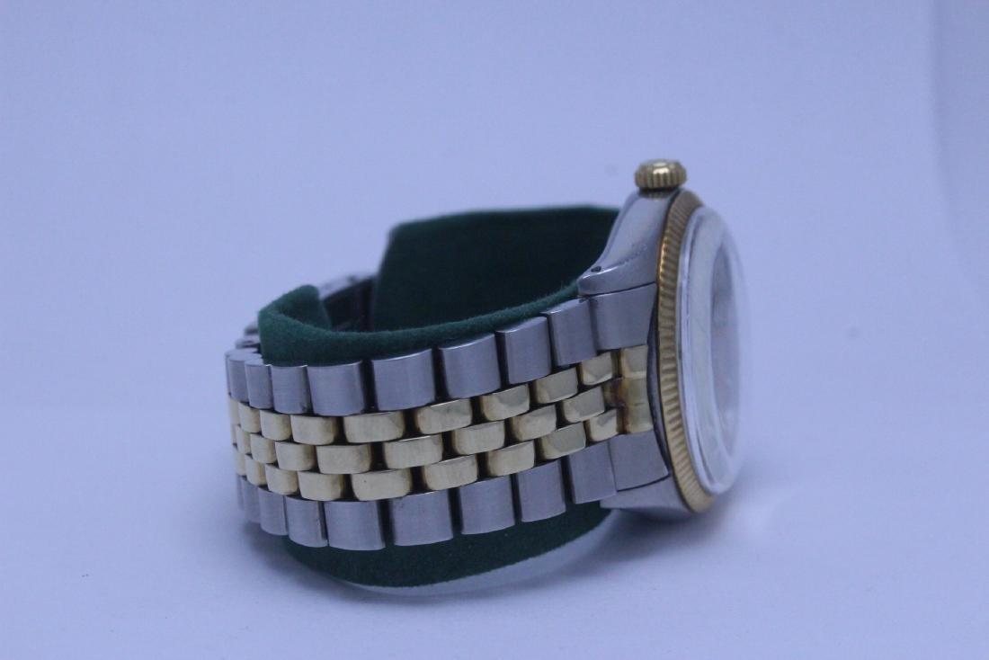 Rolex 18K gold & stainless steel wrist watch in box - 6