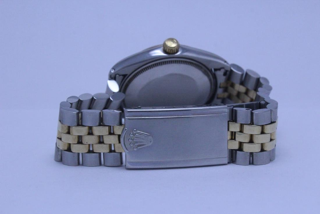Rolex 18K gold & stainless steel wrist watch in box - 7