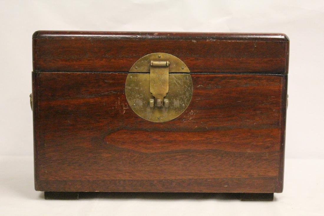 Chinese antique storage box - 2