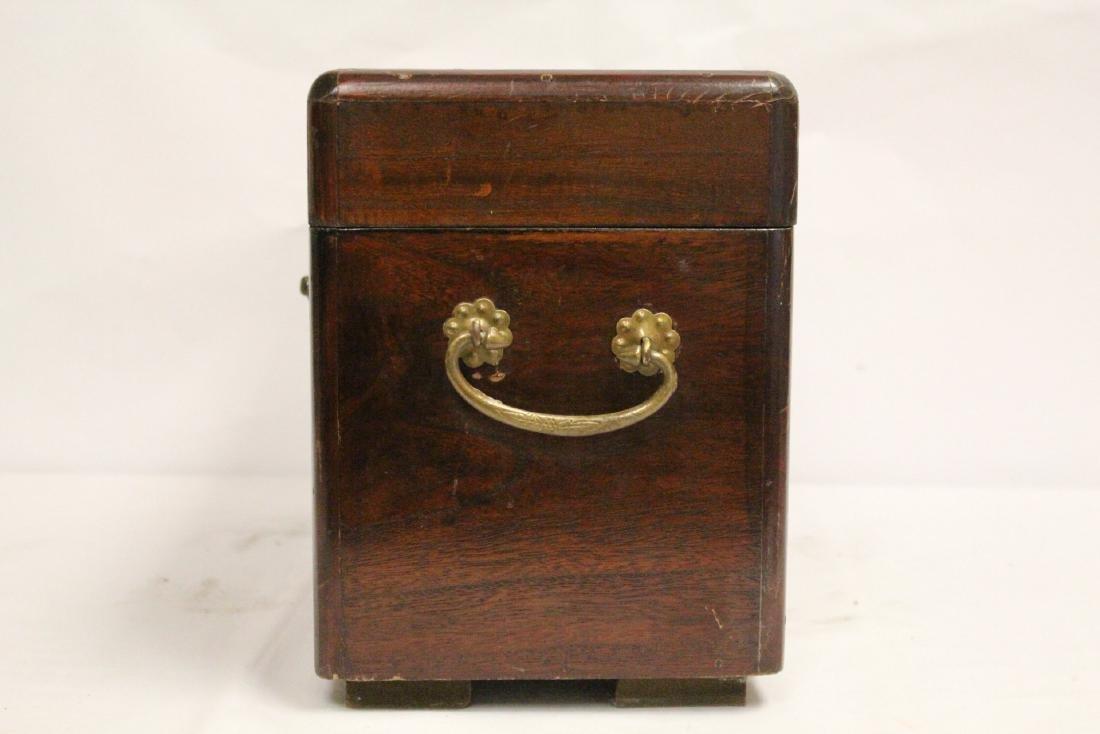 Chinese antique storage box - 3
