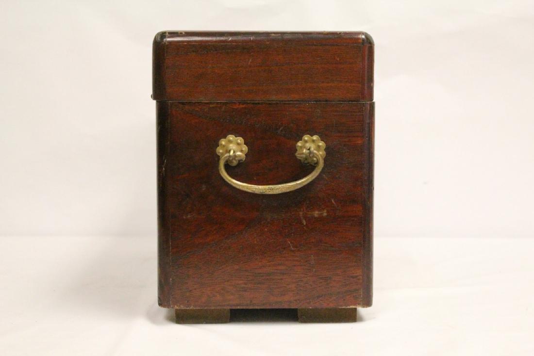 Chinese antique storage box - 5