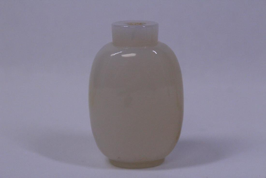 3 Chinese vintage snuff bottles - 4