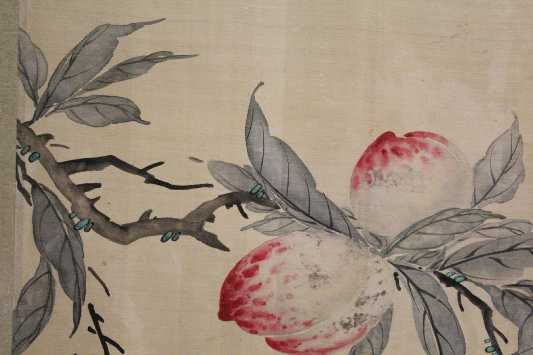 Chinese watercolor panel - 6