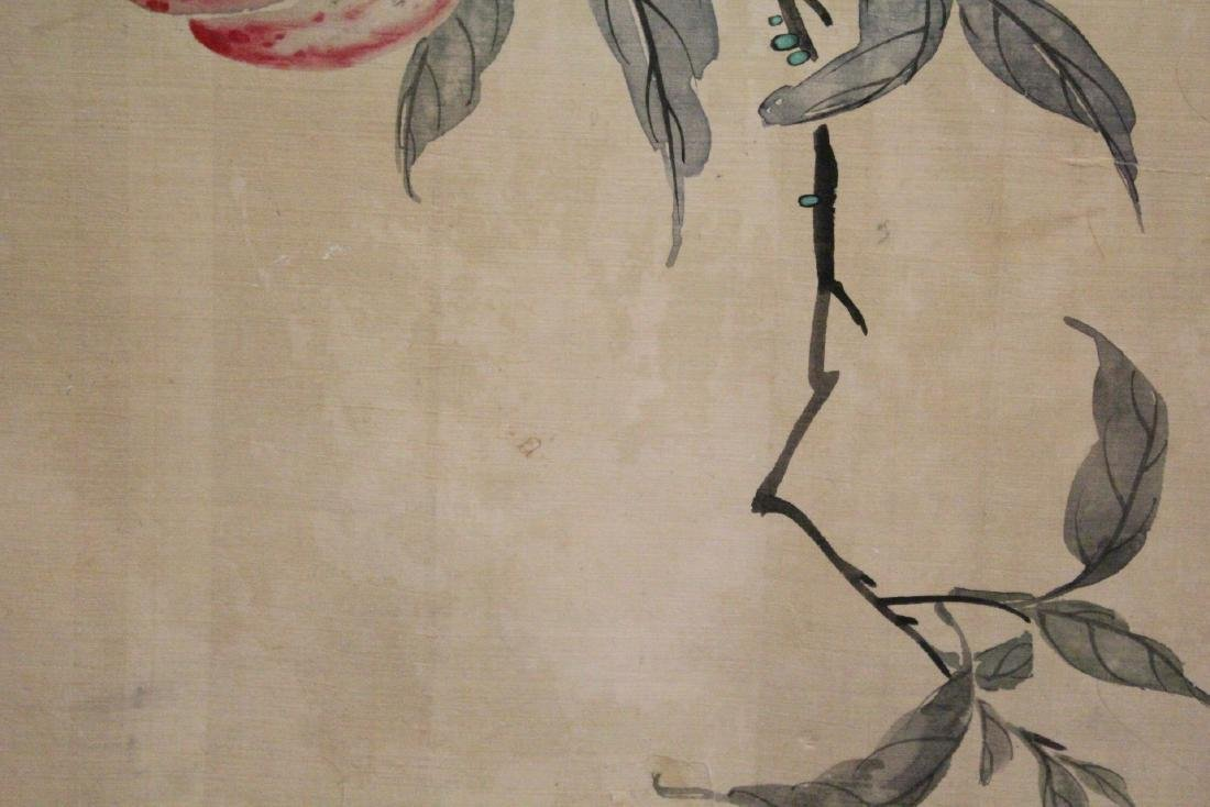Chinese watercolor panel - 8
