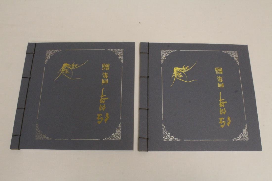 Set of Chinese painting reference books - 4