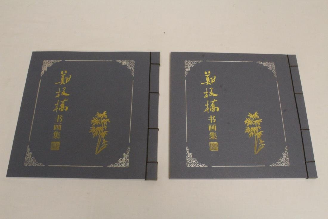 Set of Chinese painting reference books - 6
