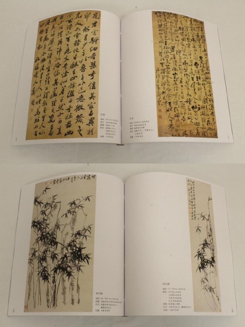 Set of Chinese painting reference books - 7
