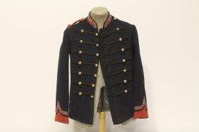 French 1880/1890 foreign Legion officer uniform