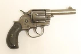 Colt 1878 J.P. Lower sheriff's model revolver