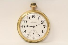 21 jewel Hamilton Lancaster pocket watch