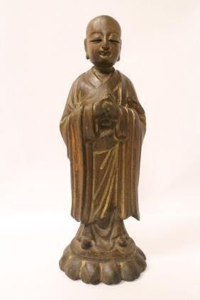 Chinese Antique Chenxiang/ Chenxiang Wood Carving
