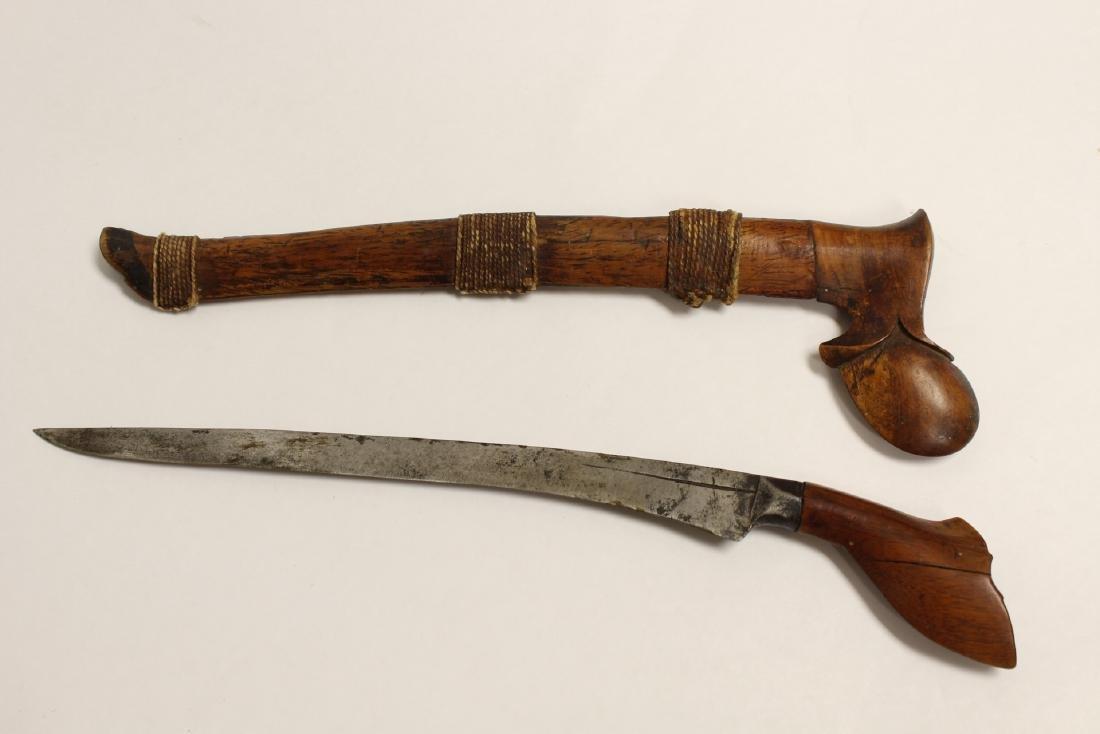 South Asia antique dagger
