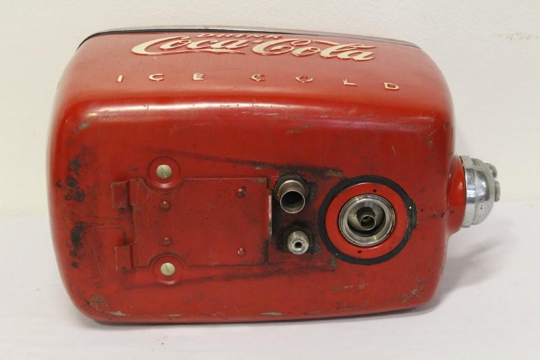 A rare original Coca Cola soda fountain dispenser - 10