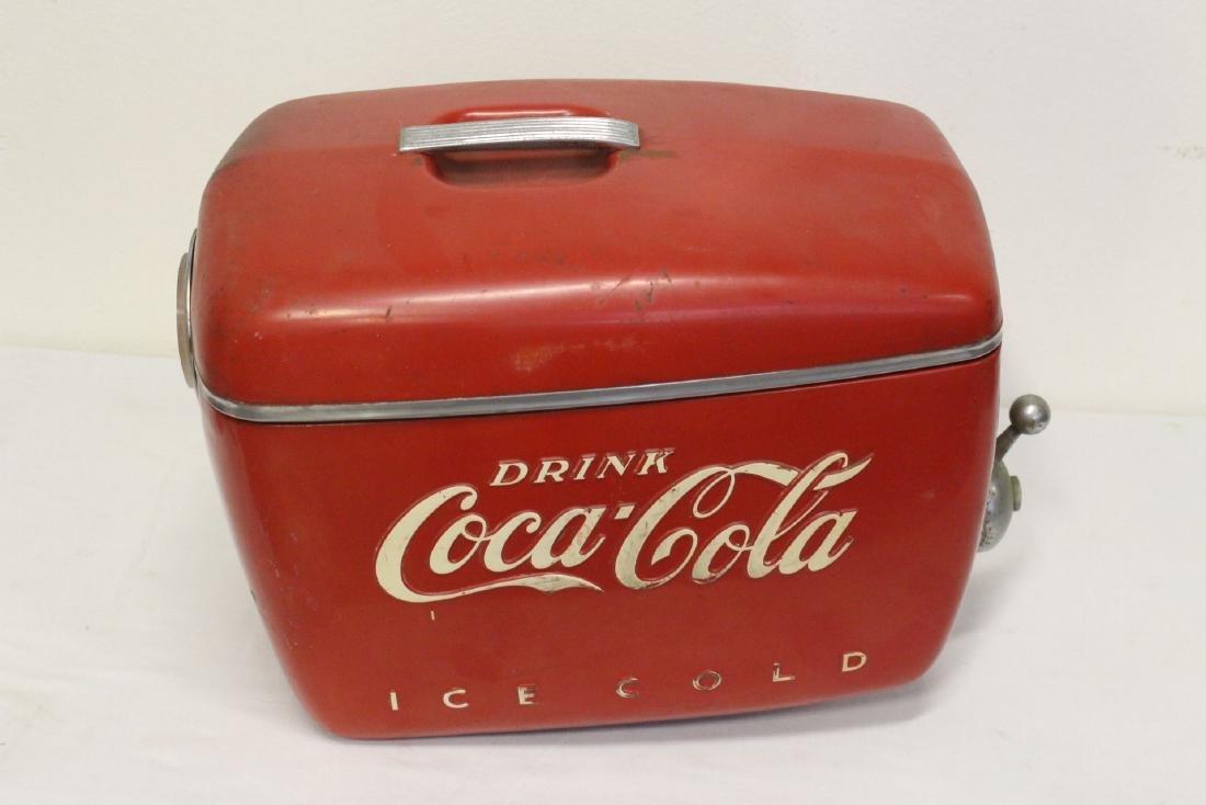 A rare original Coca Cola soda fountain dispenser - 2