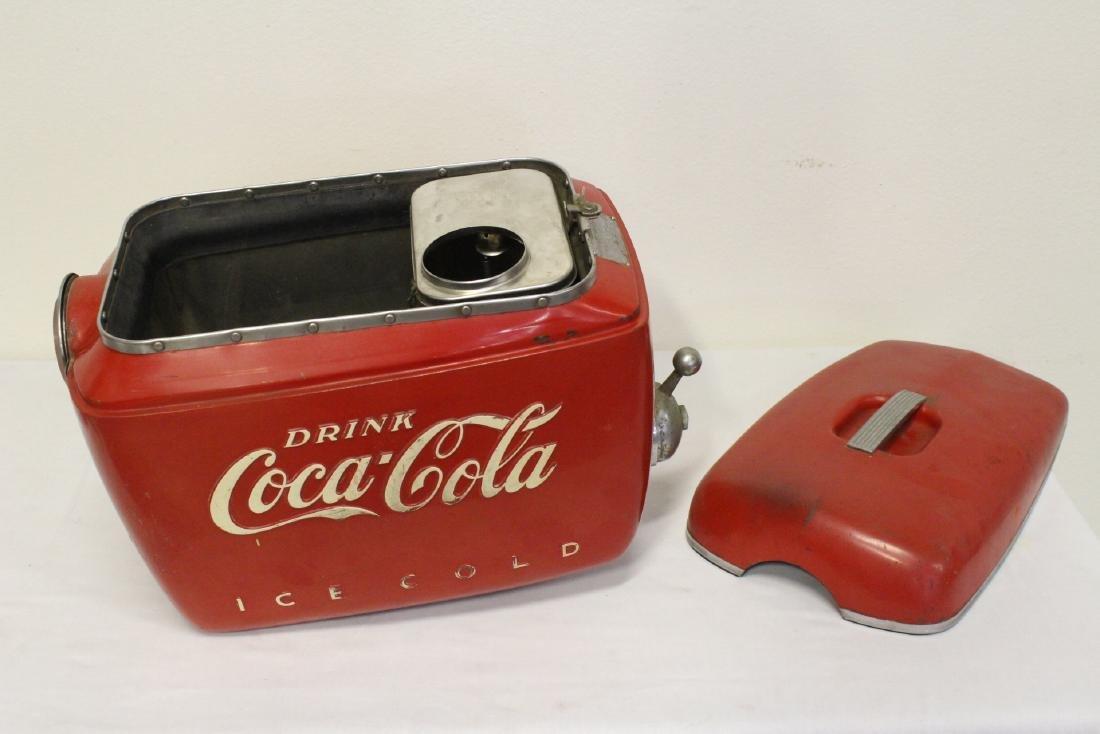 A rare original Coca Cola soda fountain dispenser - 3