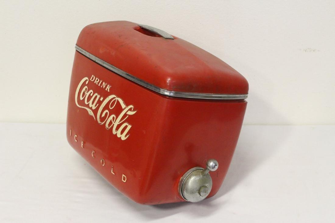 A rare original Coca Cola soda fountain dispenser - 5