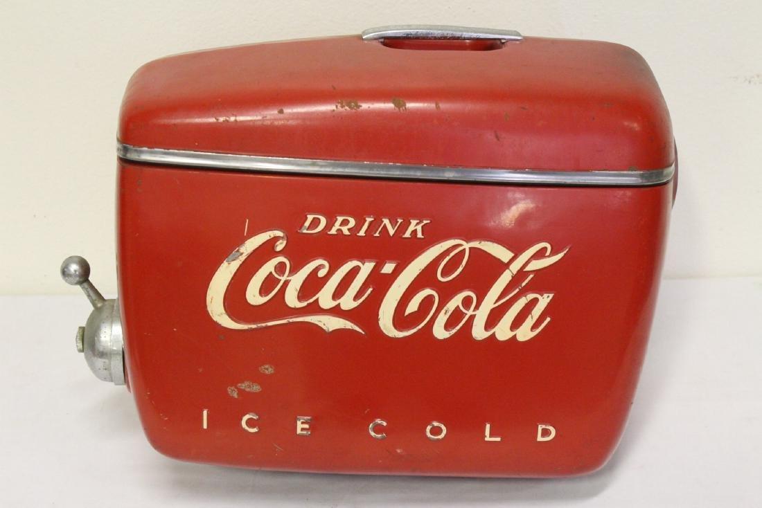 A rare original Coca Cola soda fountain dispenser - 7