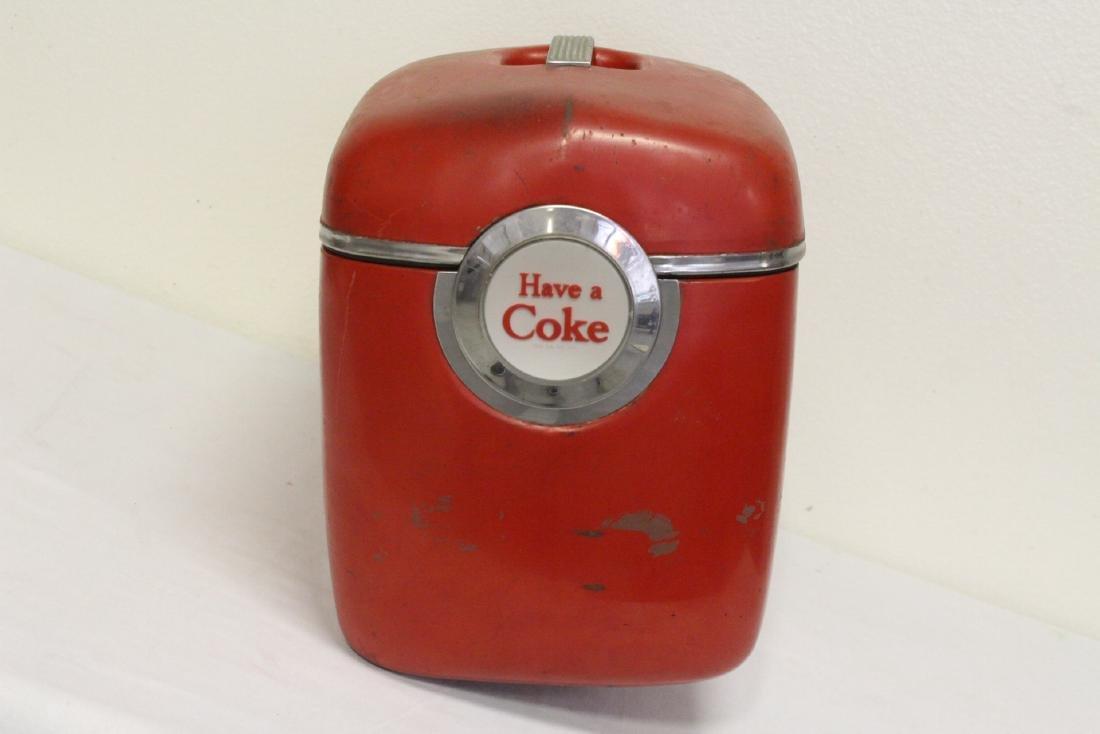 A rare original Coca Cola soda fountain dispenser - 8